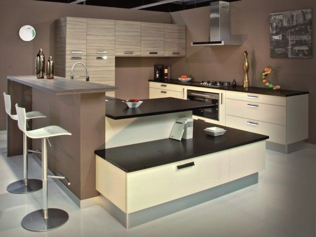 Best Cuisine Moderne Images On   Kitchen Modern