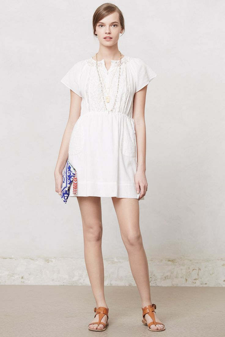 Day Away Dress - Anthropologie.com: Summer Dresses, Endless Summer, Dresses Anthropology, Clothing, Shops Lists, White Lace Dresses, Anthropologie Com, Beautiful Fashion, Mobile