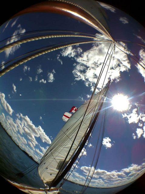 Fisheye While Sailing on Hamilton Harbour by Terry Babij-3.jpg #Photography #fisheye #olloclip