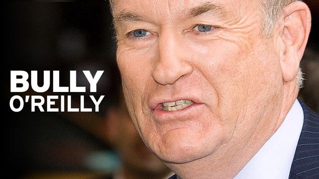 Bill O'Reilly Accused of Domestic Violence in Custody Battle