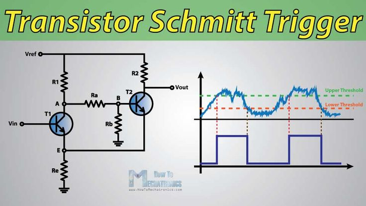 http://howtomechatronics.com/how-it-works/electrical-engineering/transistor-schmitt-trigger/