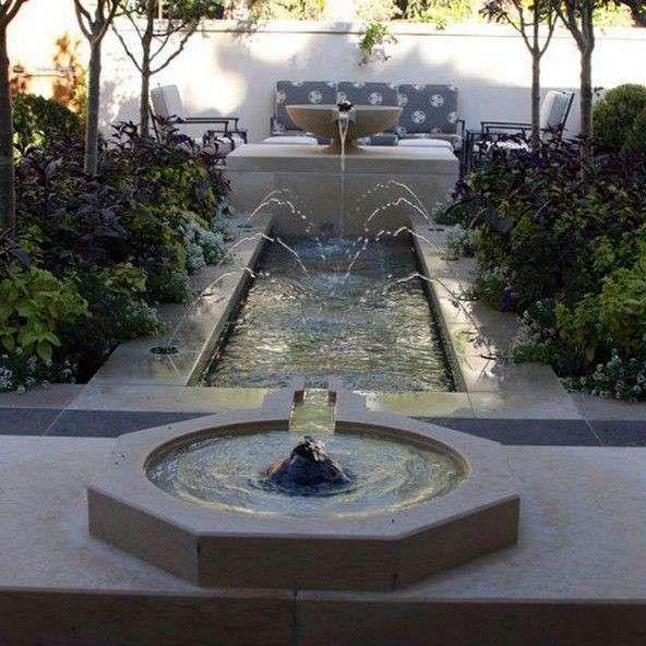 Super Oltre 25 fantastiche idee su Fontane da giardino su Pinterest  GR02