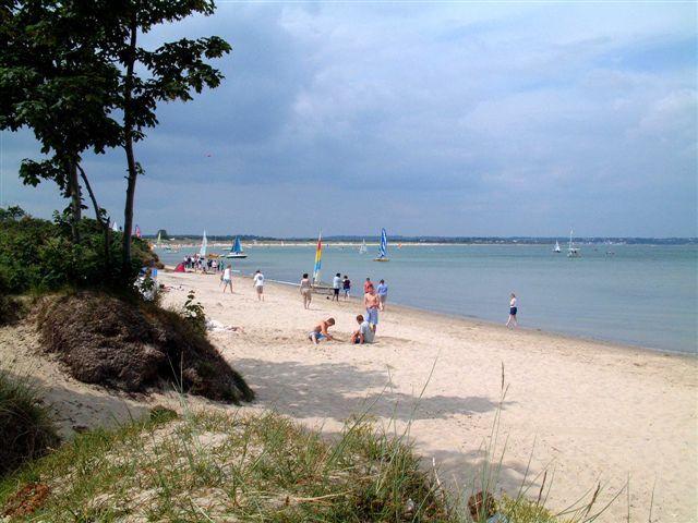Studland Bay in Dorset -