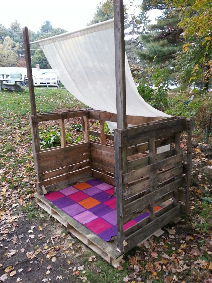 Outdoor Playhouse and Stage