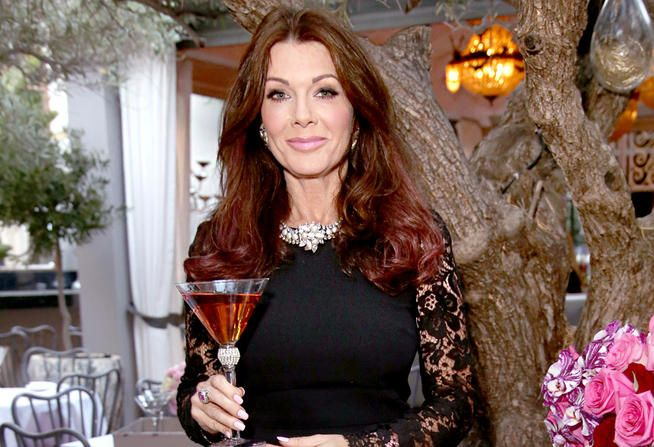 Lisa Vanderpump Talks Returning To RHOBH
