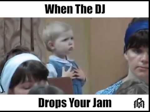 Cannot stop watching this child.  Has some serious moves!  When The Dj Drops Your Jam... - YouTube