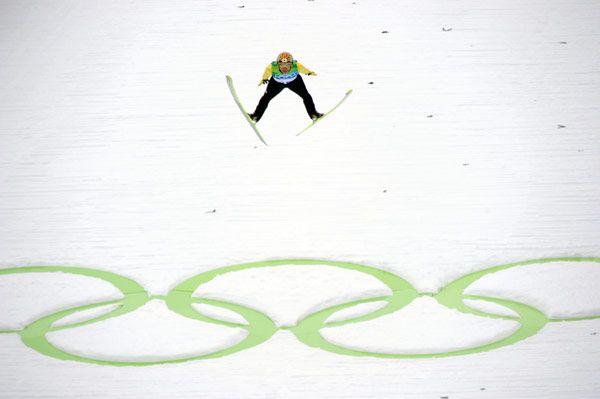 Japanese ski jumping legend Noriaki Kasai