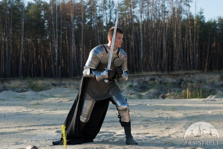 Paladin medieval armor for sale
