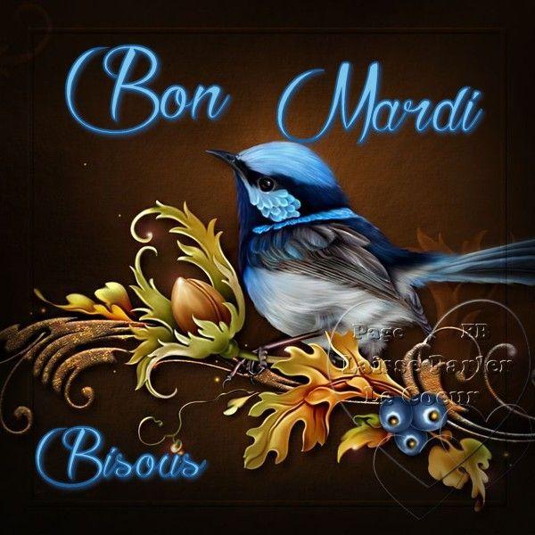 Bon Mardi, Bisous #mardi