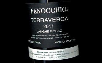 Fenocchio Terraverga Langhe Rosso tok oss litt med storm en ellers stille kveld. En spenstig og fascinerende Langhe Rosso med mange bruksområder. En upretensiøs rødvin, men like fullt strukturert, relativt kompleks og interessant vin. Mer på Druelig.no Foto: Nina Hvidsten
