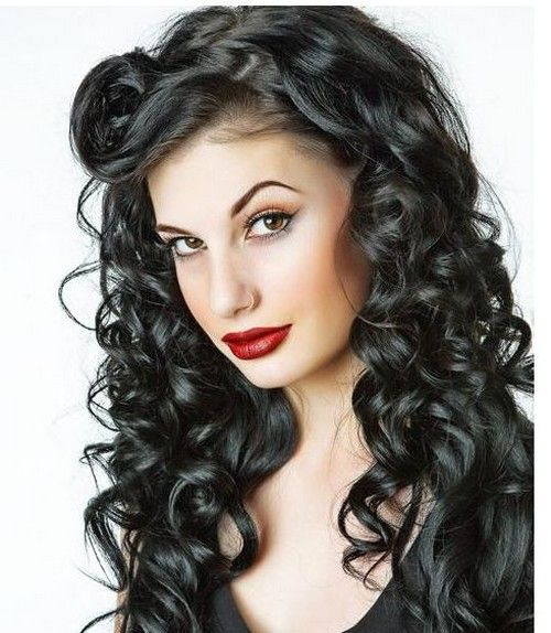 50 Best Long Hairstyles For Black Hair B 233 Same Muchas Y Cabello