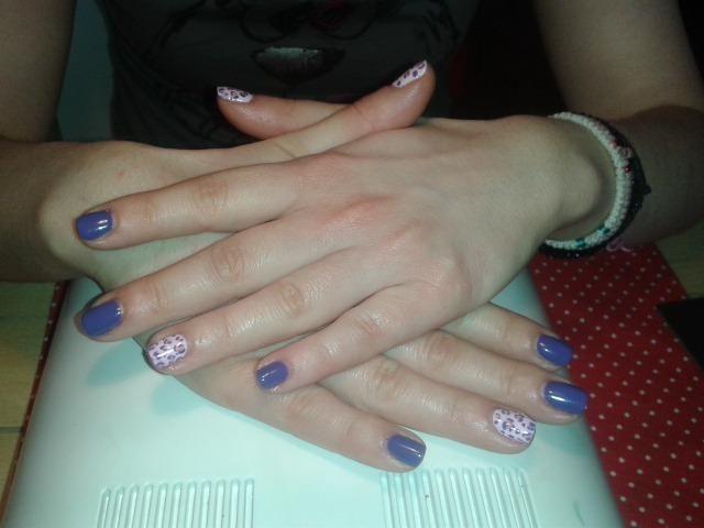 wild purple!