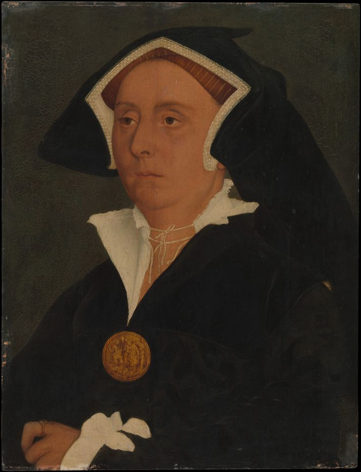 Workshop of Hans Holbein the Younger | Lady Rich (Elizabeth Jenks, died 1558) | The Met