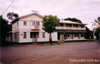 Former King George Hotel