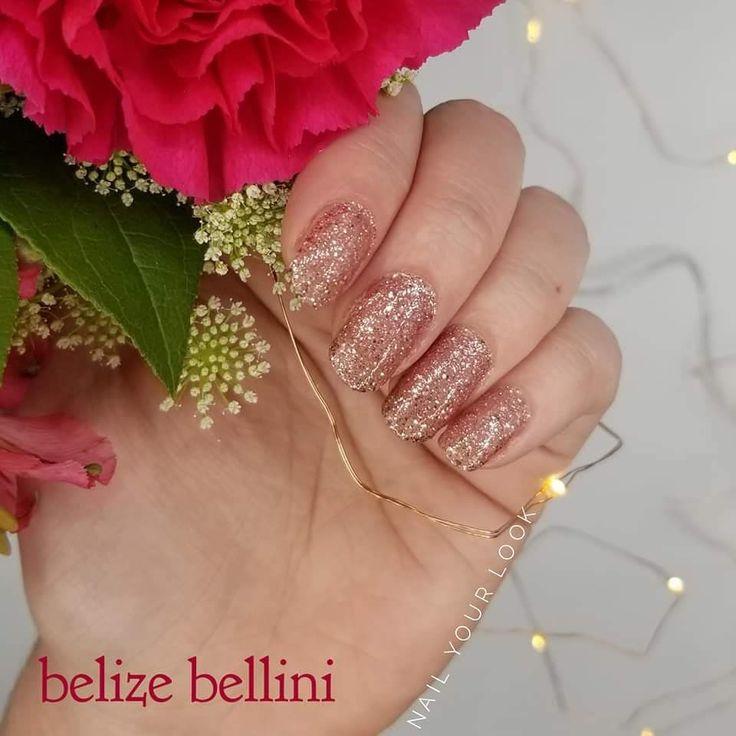 Belize Bellini Color Street S Valentine S Day Nails 2019 In 2019 Color Street Color Street