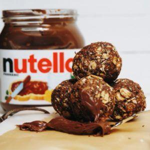 Nutella energi bollar