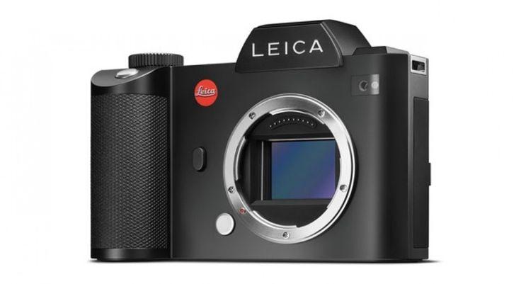 Leica SL är nya proffskameran med astronomisk prislapp