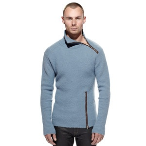 Turtleneck Sweater Slate, $132, now featured on Fab.