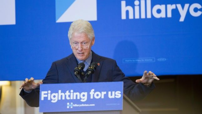 Bill Clinton accuser Kathleen Willey to campaign against Hillary | TheHill.....2/8/16