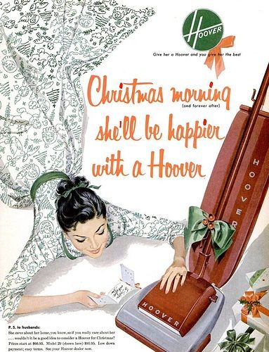 1940's Advertisement for Hoover's: