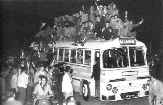 1962 European Champions Benfica