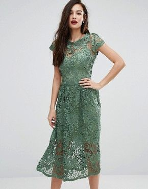 Evening dress asos number