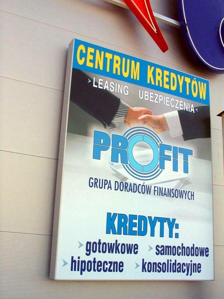 Pracownia reklamy A-REK - Kasetony podświetlane Mińsk Mazowiecki www.reklamy-arek.pl