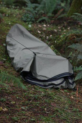 Bivy Sack - One Man Tent with Water tight seams ** Quickly view this special & 25 best Bivy Sack Shelters and Privacy Tent images on Pinterest ...