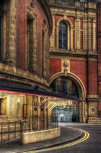 nike air max hyperfuse black blue Royal Albert Hall  Kensington  London
