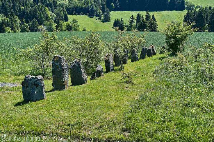Die 12 Apostel im Frankenwald | Kult-Urzeit