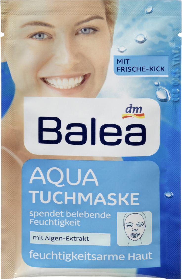 Maske Aqua Tuchmaske