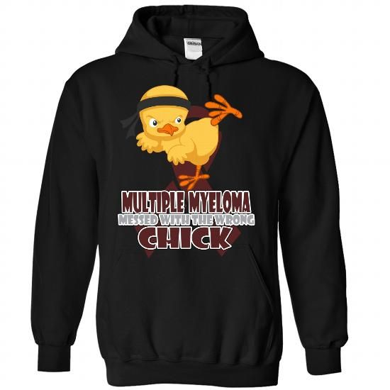 Messed1 - Multiple Myeloma - #unique hoodie #cat hoodie. PURCHASE NOW => https://www.sunfrog.com/LifeStyle/Messed1--Multiple-Myeloma-4725-Black-Hoodie.html?68278