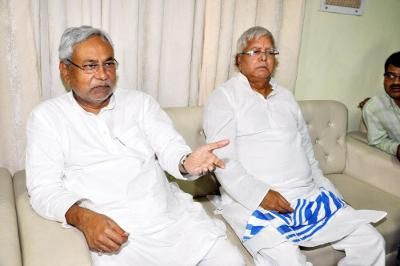 RJD chief Lalu Prasad left the anti-demonetisation camp on Tuesday, telling legislators that he only opposed the way the decision was implemented and not the rationale behind it. Chief minister Nitish Kumar, who has been supporting the move, had visited Lalu at his residence on Tuesday,