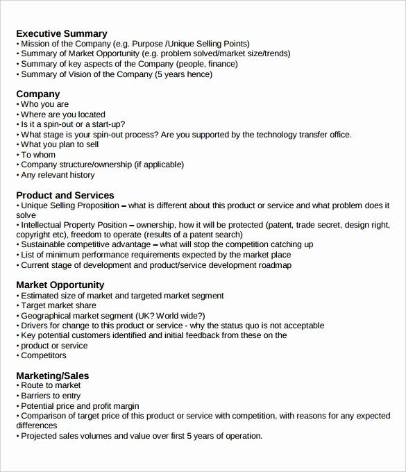 Sales Manager Business Plan Template Unique 31 Executive Summary Templates Free Sample Exam Executive Summary Template Executive Summary Business Plan Template