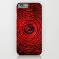 RED LANTERN iPhone 6 Slim Case