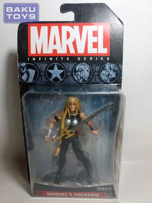 "Marvel Infinite Series 3.75"" Valkyrie"