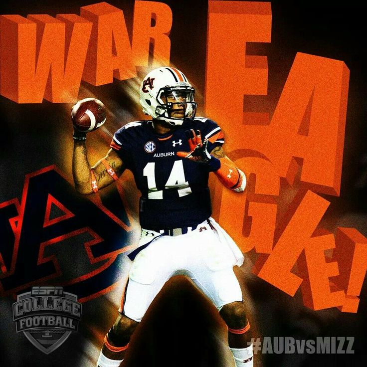 War Eagle For The Win...