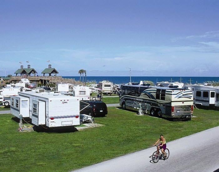 Tent Camping In Myrtle Beach Oceanfront