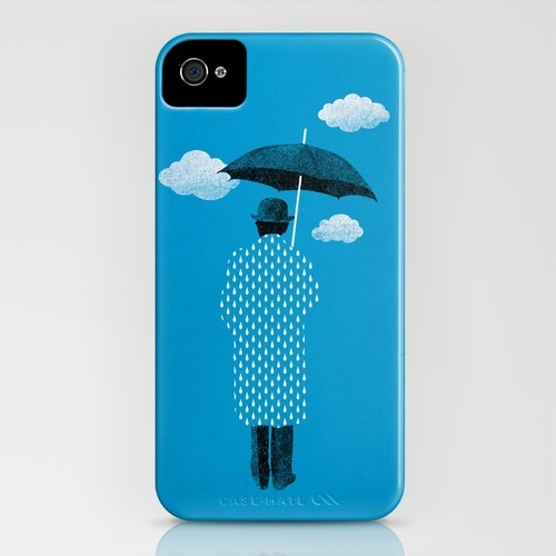Rainman iPhone Case by Victor CalahanHot Geekgeekett
