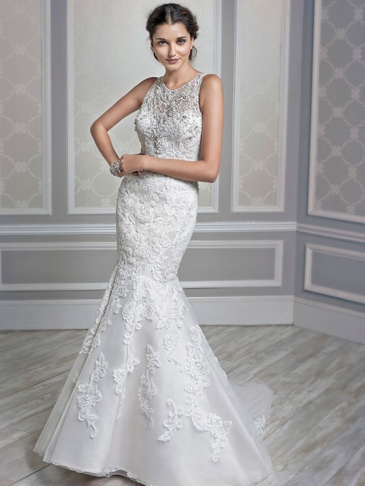 17 best images about kenneth winston 2015 collection on for Kenneth winston wedding dresses