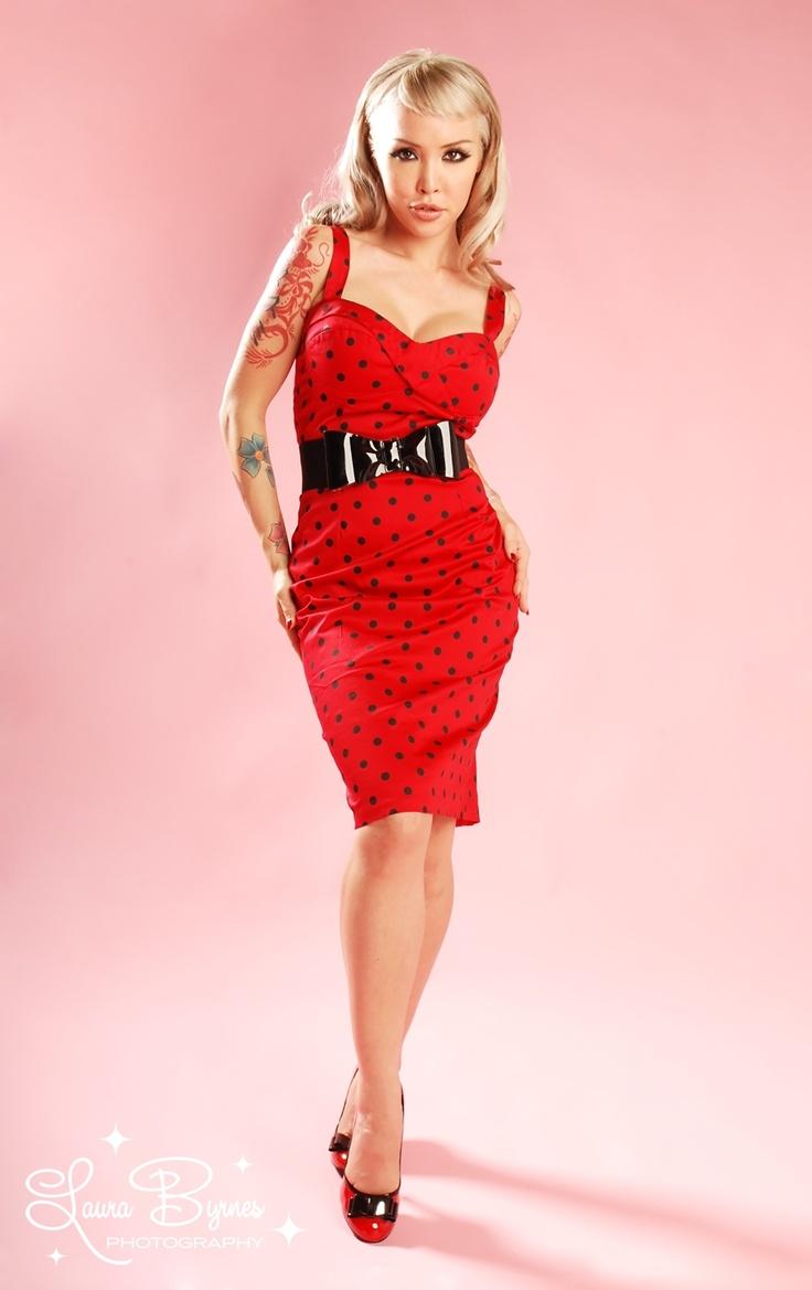 32 best Pin Up Girl Dresses images on Pinterest   Cute dresses ...