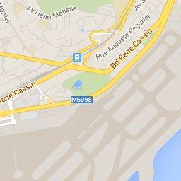 Parking Q-Park Arénas-Cassin Aéroport - 125 Boulevard René Cassin 06000 Nice