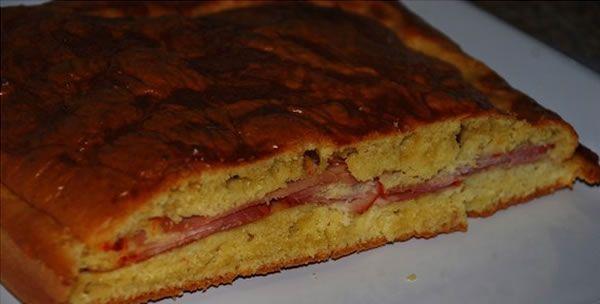 Gâteau de viande, recette traditionnelle de Lamego (Portugal)