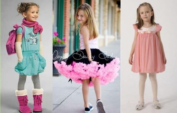 Платье для девочки самое красивое