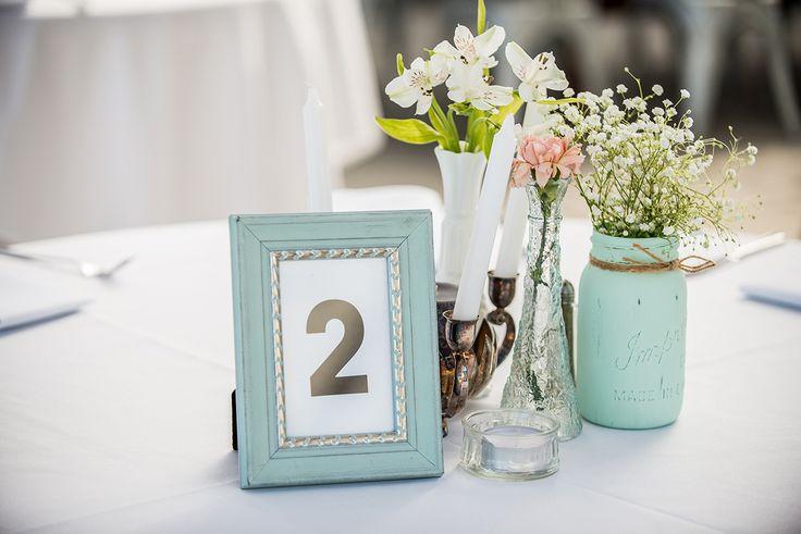 DIY Table number