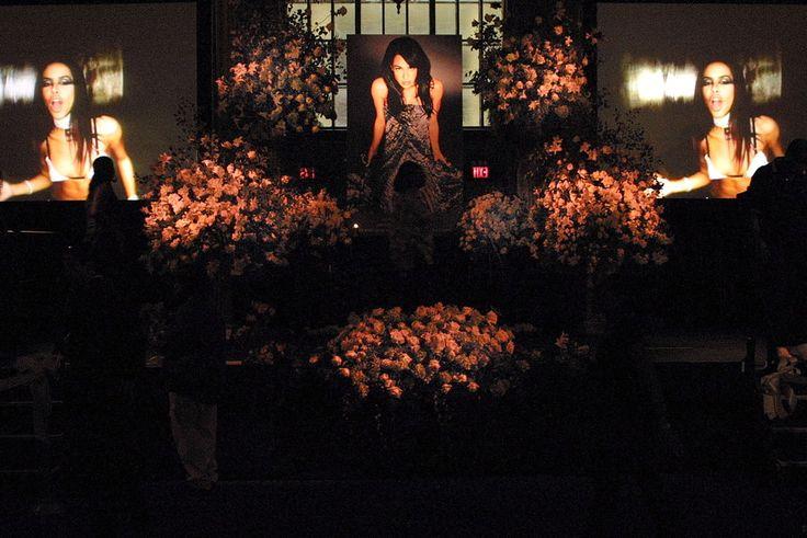 Aaliyah Funeral