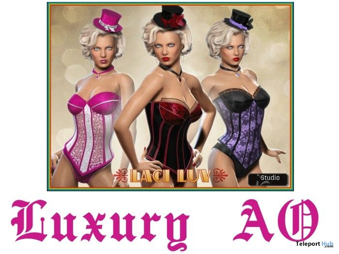 Luxury AO for Ladies by Shade's