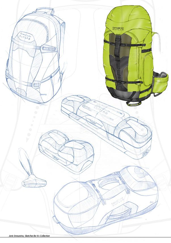 Drawings by Joris Smeuninx at Coroflot.com #id #product #sketch