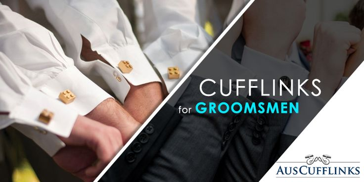 What Makes #Cufflinks For #Groomsmen So Special?