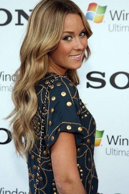 Lauren Conrad hair - Beauty and fashion